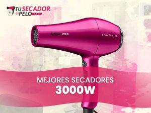 Selección de modelos de secadores de pelo para comprar on-line – Los preferidos por los clientes