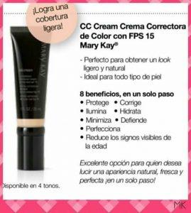 La mejor lista de cc cream marykay para comprar on-line – Los 20 favoritos