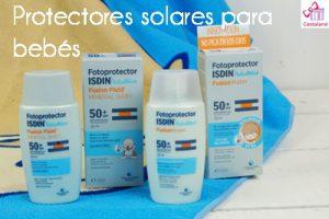 Catálogo de crema solar filtro fisico bebe para comprar online