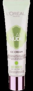 Catálogo de cc cream loreal verde para comprar online – El Top Treinta