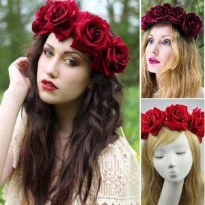 Ya puedes comprar On-line los flores para el pelo novia – Los preferidos por los clientes
