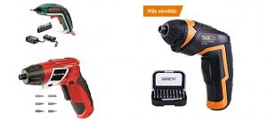 Lista de atornilladores electricos en easy para comprar On-line