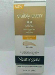 La mejor selección de bb cream neutrogena para comprar Online