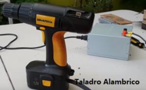 reparar bateria taladro que puedes comprar por Internet
