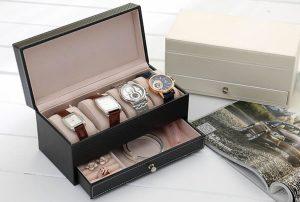 El mejor listado de porta relojes para comprar online