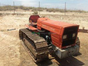 Selección de tractores de cadenas para comprar On-line