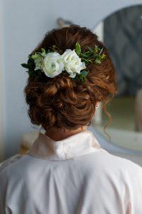 Opiniones de flores pelo novia para comprar