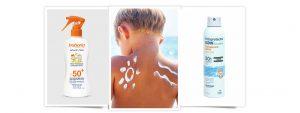 Catálogo para comprar crema solar ocu