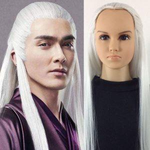 Catálogo de pelo plateado hombre para comprar online – Los más solicitados