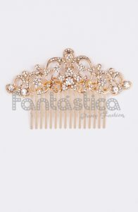 La mejor lista de peinetas doradas para el pelo para comprar on-line