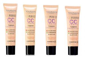 Opiniones de ingredientes cc cream bourjois para comprar – Favoritos por los clientes